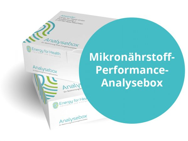 Mikronährstoff-Performance-Analyse